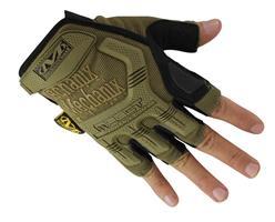 Mechanix M-PACT Black כפפות מכאניקס ירוק זית  קצר.