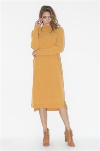 שמלת רובין חרדל