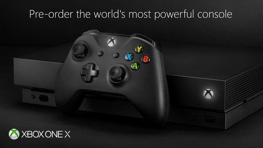 יבואן רשמי   Xbox One X 1TB