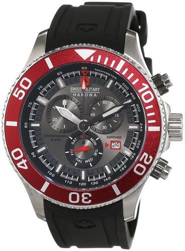 שעון יד אנלוגי גברים Swiss Military Hanowa 06-4226.04.009