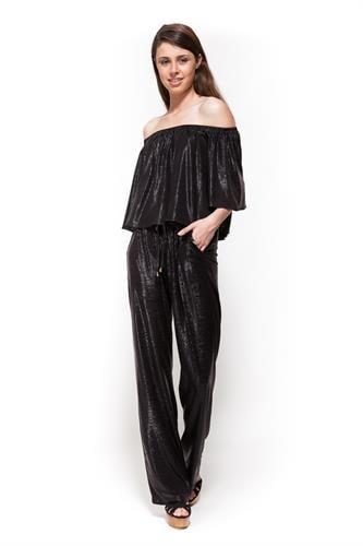 חליפת מכנס אלכס שחור לורקס