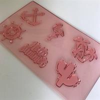Summer mat-new stamp