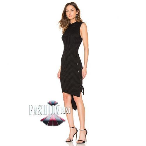 שמלה מיני מעוצבת דגם ג'ולי קן