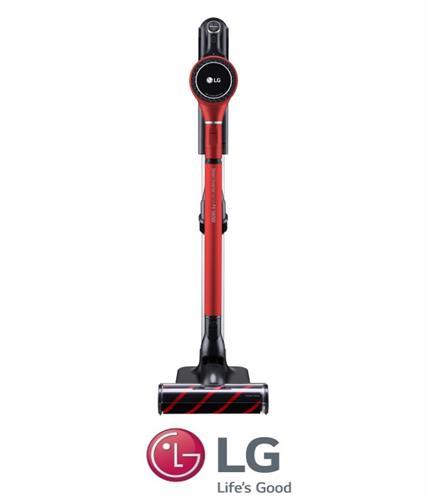LG שואב אבק אלחוטי A9 עוגן דגם A9BEEDING2 - אדום