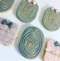 Baby Dior stamp