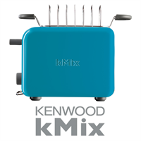 מצנם מפואר בסדרה צבעונית kMix מבית KENWOOD דגם: TTM023