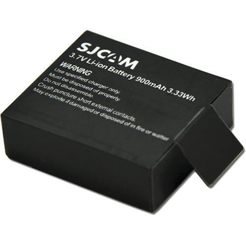 סוללה  מקורית למצלמות SJCAM  SJ5000, M10 ,SJ4000- ג׳יפר