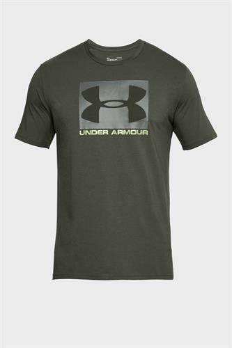 חולצת אימון קצרה אנדר ארמור לגבר 1305660-331 Under Armour Men's Boxed Sportstyle SS