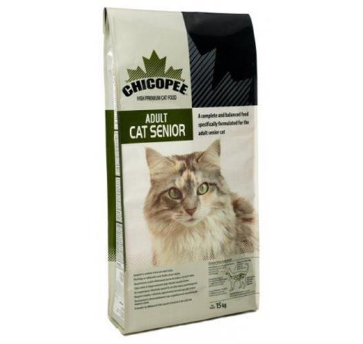 """צ'יקופי חתול סניור 2 ק""""ג"""