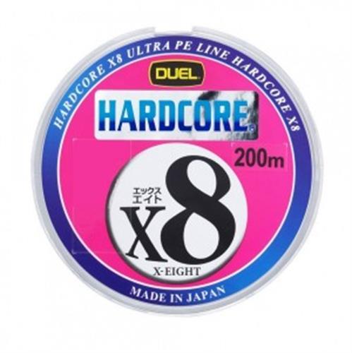 Duel Hardcor X8 200M - חוט