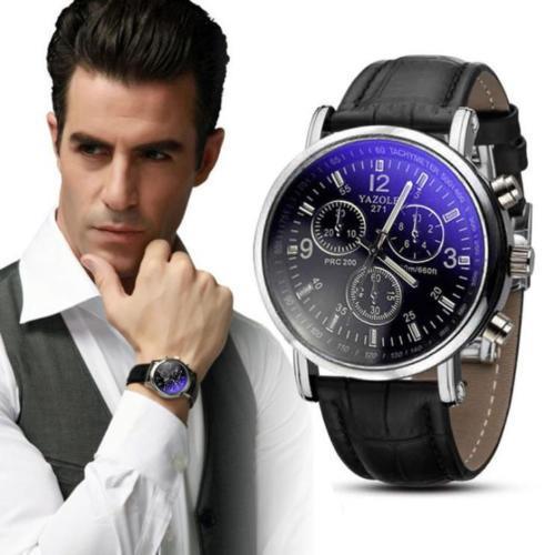 שעון יד אלגנט לגבר