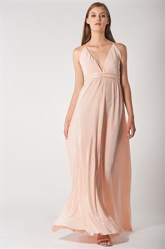 שמלת אנג'ל ורוד