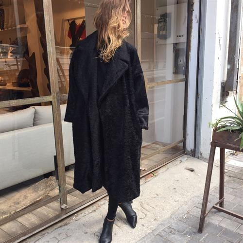מעיל טיפאני שחור