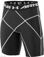 שורט אימון  אנדר ארמור לגבר 1265348-001  Under Armour Men's HeatGear® Compression Shorts