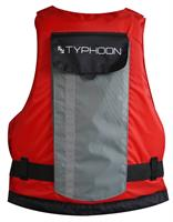 Adventurer Buoyancy Aid Red Ripstop