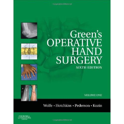 Green´s Operative Hand Surgery