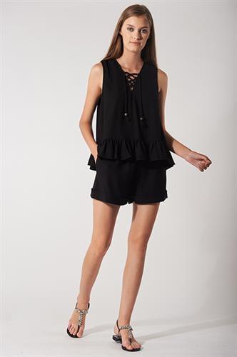 חליפת לוסי שחור