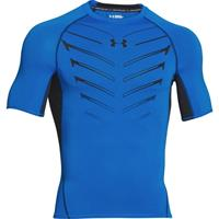 חולצת אימון קצרה אנדר ארמור לגבר 1260044-405  Under Armour Men's HeatGear® Compression Shirt