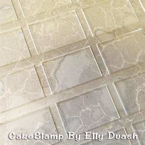 Square and rectangle shape plastic Stencils Mats for Chocolate