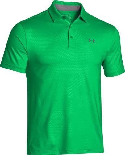 חולצת פולו אנדר ארמור לגבר 1253479-302  Under Armour Playoff Men's Golf Polo Shirt