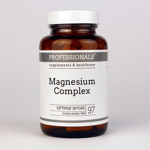 מגנזיום קומפלקס - Magnesium Complex