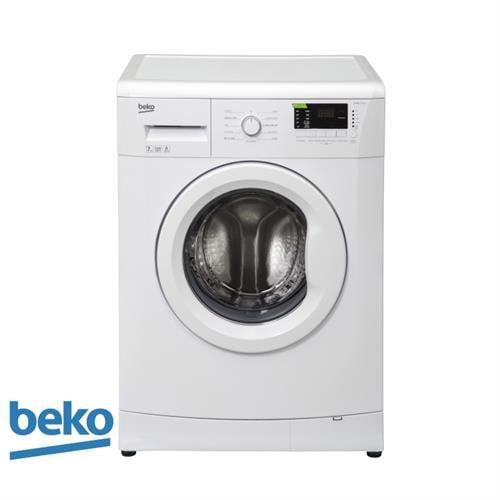 """beko מכונת כביסה 7 ק""""ג 1000 סל""""ד דגם:   71031-WMB מתצוגה"""