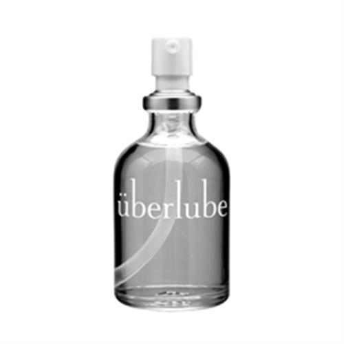 אוברלוב - חומר סיכה על בסיס סיליקון Uberlube silicone lube 50ml
