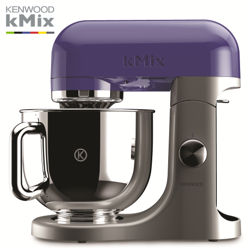 KENWOOD מיקסר kMix מסדרת POP ART   דגם: KMX-70BL