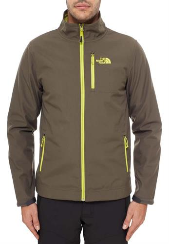 גאקט סופטשל נורת פייס גברים מדגם  The North Face Men's Durango Hoodie Jacket - Black Ink Green
