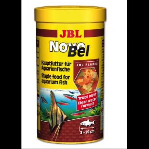 """מזון דפים לדגי נוי 1000 מ""""ל (JBL)"""