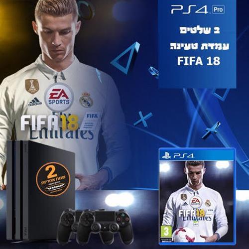 Sony PlayStation 4 Pro 1TB FIFA 18 Bundle