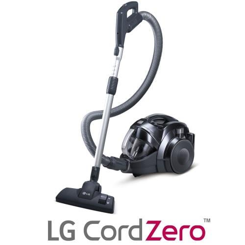 LG CordZero אבק נטען אלחוטי דגם: VK84070NCAQ