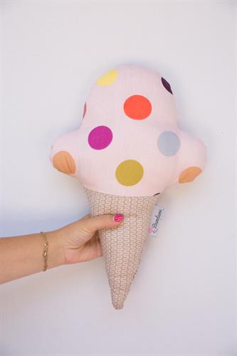 כריות גלידה עיגולים