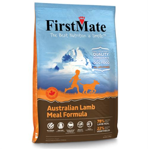 """פירסטמייט מזון לכלבים 13 ק""""ג כבש ללא דגנים"""