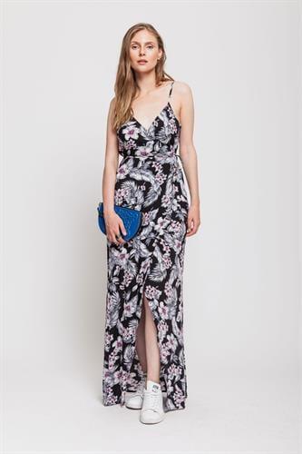 שמלת וילוואו פרחוני