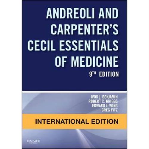 Andreoli and Carpenter&acutes Cecil Essentials of Medicine