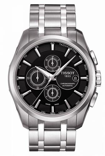 שעון יד אנלוגי אוטומטי TISSOT  T035.627.11.051.00