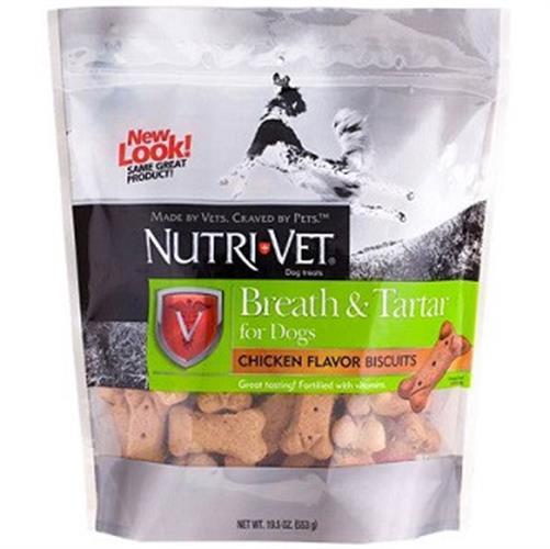 Nutri-Vet ביסקוויטים דנטליים