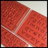 Full set alphabet letters 1.5 cm