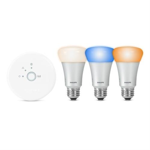 Philips hue Color Led bulb starter kit - מתצוגה