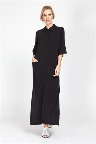 שמלת דילן שחורה