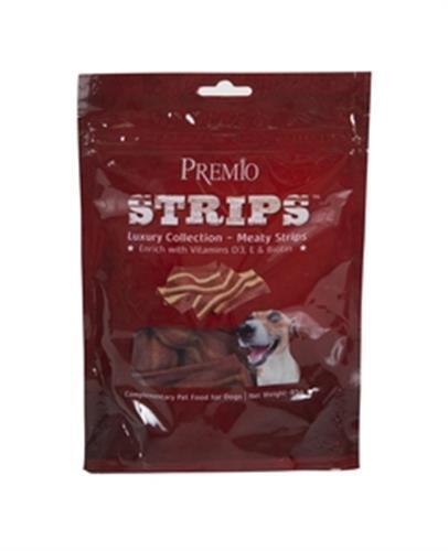 פרמיו חטיף רך סטריפס/סטייק 2 + 1 מתנה!