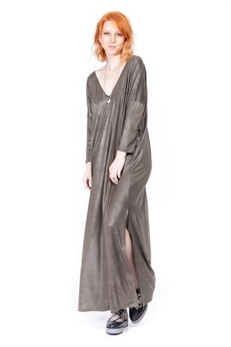שמלת ונוס ירוקה