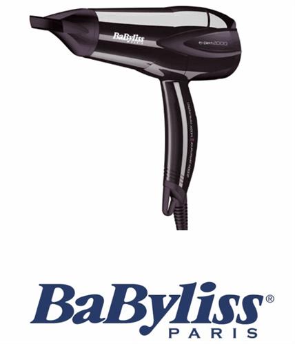 BaByliss מייבש שיער מסדרת EXPERT  דגם: D-302ILE