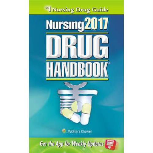 Collaborative Nursing Student Handbook ~ Nursing drug handbook יצאה מהדורת כנסו לפרטים