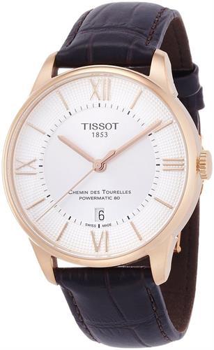 שעון יד אנלוגי אוטומטי גברים TISSOT  T099.407.36.038.00
