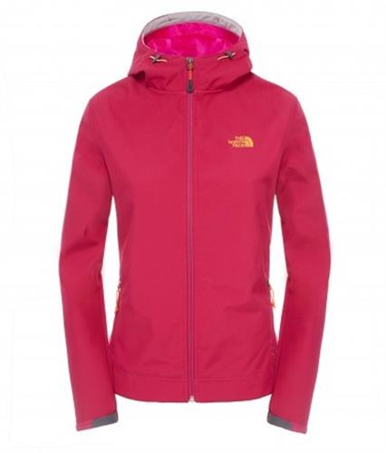 גאקט סופטשל נשים נורט פייס מדגם The North Face Women's durango hoodie dramatic plum