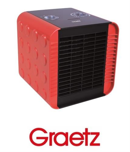 Graetz מפזר חום קרמי דגם GR-916