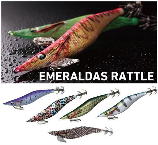 EGI Daiwa Emeraldas Rattle