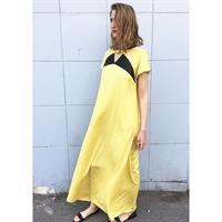 שמלת סטאר שיין צהובה